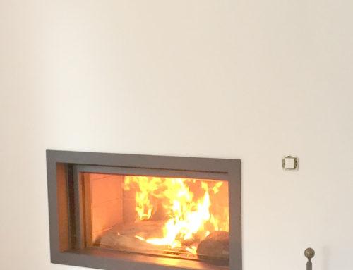 Installation chauffage à Bois